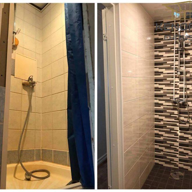 Koridori ja vannitoa renoveerimine1