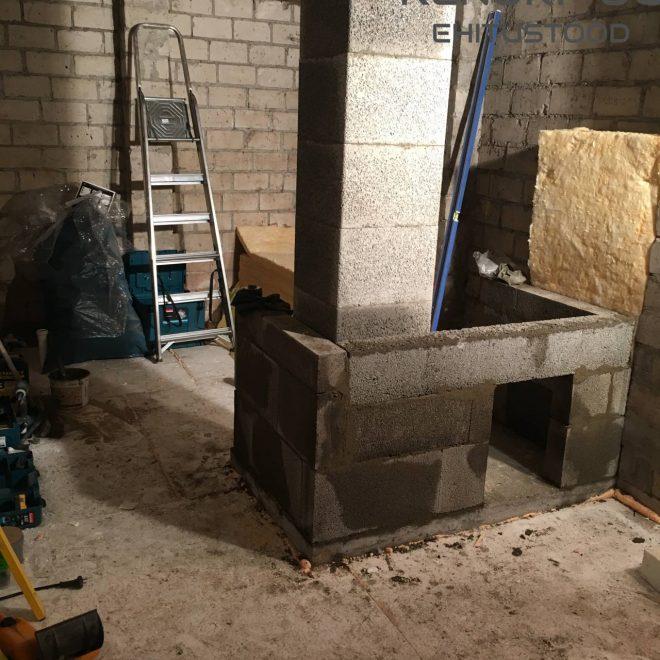 Pesu- ja leiliruumi ehitus1
